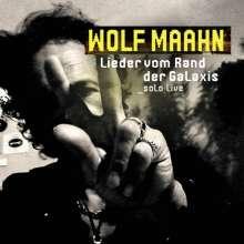 Wolf Maahn: Lieder vom Rand der Galaxis: Solo Live, CD