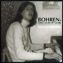 Bohren & Der Club Of Gore: Piano Nights, CD