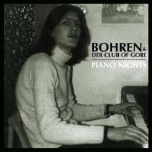 Bohren & Der Club Of Gore: Piano Nights (180g) (Limited Edition) (2LP + CD), 2 LPs