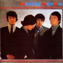 The Kinks: Kinda Kinks (mono), LP