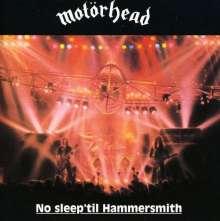 Motörhead: No Sleep 'Til Hammersmith, LP