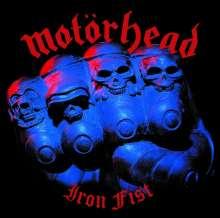 Motörhead: Iron Fist, LP