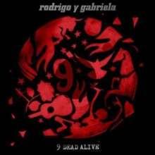 Rodrigo Y Gabriela: 9 Dead Alive, 1 CD und 1 DVD