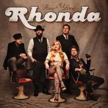 Rhonda: Raw Love (LP + CD), LP