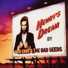 Nick Cave & The Bad Seeds: Henry's Dream (180g), LP