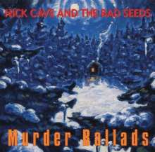 Nick Cave & The Bad Seeds: Murder Ballads (180g), 2 LPs