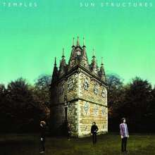 Temples: Sun Structures (Deluxe Edition), 2 CDs