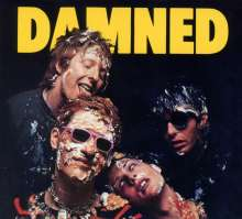 The Damned: Damned Damned Damned, CD
