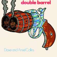Dave Collins & Ansel Collins: Double Barrel, CD