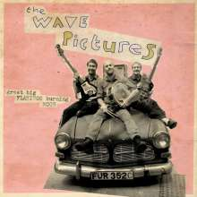 The Wave Pictures: Great Big Flamingo Burning Moon, CD