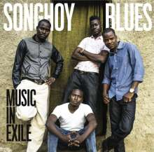 Songhoy Blues: Music In Exile (LP + CD), 1 LP und 1 CD