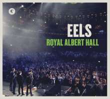 Eels: Royal Albert Hall (Limited Deluxe Ediiton) (Purple Vinyl) (3 LP + DVD), 3 LPs