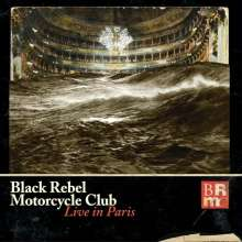 Black Rebel Motorcycle Club: Live In Paris 2014, 2 CDs