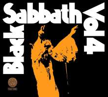 Black Sabbath: Vol. 4, LP
