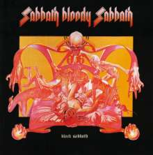 Black Sabbath: Sabbath Bloody Sabbath (180g) (Limited-Edition), LP