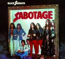 Black Sabbath: Sabotage (180g), LP
