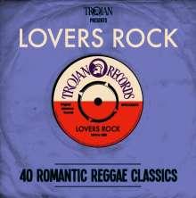 Trojan Presents Lovers Rock: 40 Romantic Reggae Classics, 2 CDs