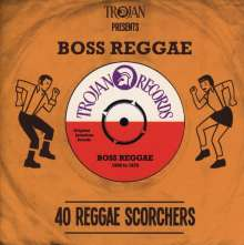 Trojan Presents Boss Reggae, 2 CDs