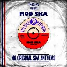 Trojan Presents Mod Ska, 2 CDs