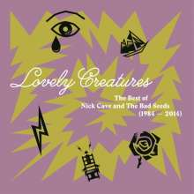 Nick Cave & The Bad Seeds: Lovely Creatures: The Best Of Nick Cave & The Bad Seeds (180g), 3 LPs