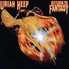 Uriah Heep: Return To Fantasy (180g), LP
