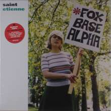 "Saint Etienne: Foxbase Alpha (25th Anniversary Edition) (Limited-Edition), 3 Single 12""s"