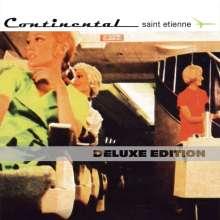 Saint Etienne: Continental (Deluxe- Edition), 2 CDs