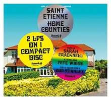 Saint Etienne: Home Counties (New-Version), CD