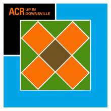 A Certain Ratio: Up In Downsville (Limited-Edition) (Light Blue Vinyl) (45 RPM), 2 LPs