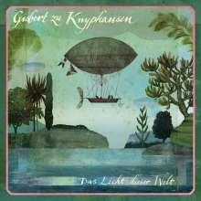 Gisbert zu Knyphausen: Das Licht dieser Welt, 1 LP und 1 CD