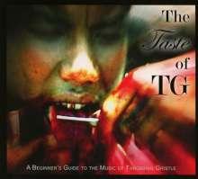 Throbbing Gristle: The Taste Of TG: A Beginner's Guide To The Music Of Throbbing Gristle, CD