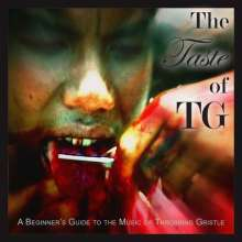 Throbbing Gristle: The Taste Of TG: A Beginner's Guide To The Music Of Throbbing Gristle (Limited-Edition) (Red Vinyl), 2 LPs