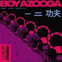 Boy Azooga: 1, 2, Kung Fu!, CD