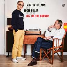 Martin Freeman & Eddie Piller: Present Jazz On The Corner, 2 LPs