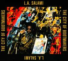 L.A. Salami: The City Of Bootmakers, CD