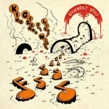 King Gizzard & The Lizard Wizard: Gumboot Soup (Limited-Edition) (Orange Vinyl), LP