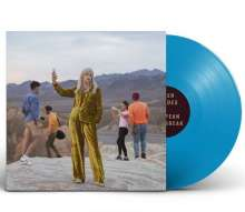 Amber Arcades: European Heartbreak (Limited-Edition) (Blue Vinyl), LP