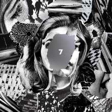 Beach House: 7 (Limited-Edition) (Clear Vinyl), LP
