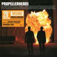 Propellerheads: Decksandrumsandrockandroll, 2 LPs