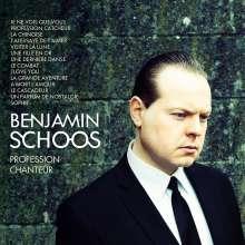 Benjamin Schoos: Profession Chanteur (Best Of), CD