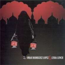 Omar Rodriguez-Lopez & Lydia Lunch: Omar Rodriguez Lopez & Lydia Lunch, LP