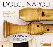 Dolce Napoli - Sonate & Concerti per Flauto, CD