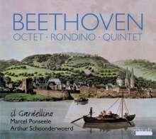 Ludwig van Beethoven (1770-1827): Bläseroktett op.103, CD