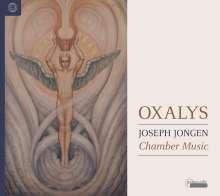 Joseph Jongen (1873-1953): Kammermusik, CD