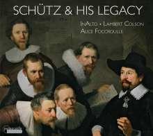 Schütz & His Legacy, CD
