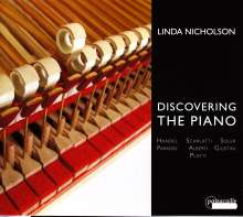 Linda Nicholson - Discovering the Piano, CD