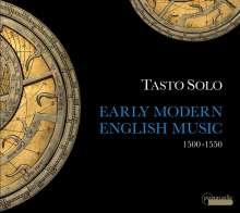 Early Modern English Music 1500-1550, CD
