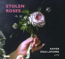 Xavier Diaz-Latorre - Stolen Roses, CD