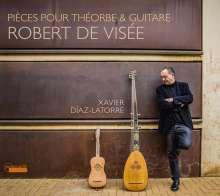 Robert de Visee (1650-1725): Pieces pour la Thorbe & La Guitare, CD