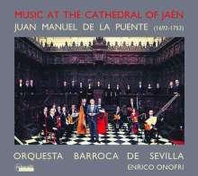 """Juan Manuel de la Puente (1692-1753): Psalm """"Miserere mei, Deus"""", CD"""